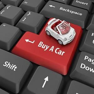 Coche tienda online