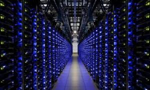 Caída de los servidores Google